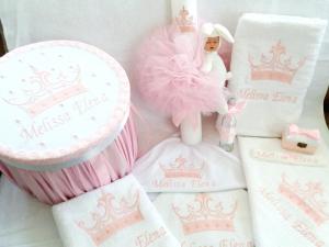 Trusou botez personalizat Princess [0]