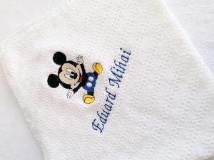 Trusou botez personalizat, complet Mickey [4]
