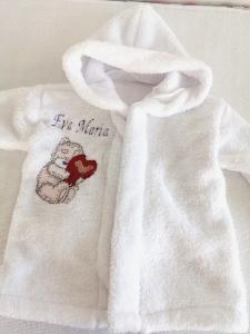 Trusou botez personalizat complet Bear in Love [9]