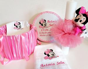Trusou botez personalizat complet Minnie Mouse [4]