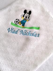 Trusou botez personalizat Mickey Mouse [7]
