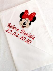 Trusou botez personalizat complet Minnie Mouse [7]