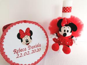 Trusou botez personalizat complet Minnie Mouse [8]