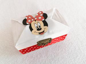 Trusou botez personalizat 8 piese Minnie Mouse [6]
