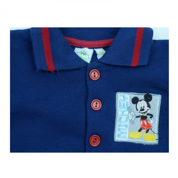Compleu 2 piese baieti Sun City Mickey Mouse AHQ0297RO, Multicolor [2]
