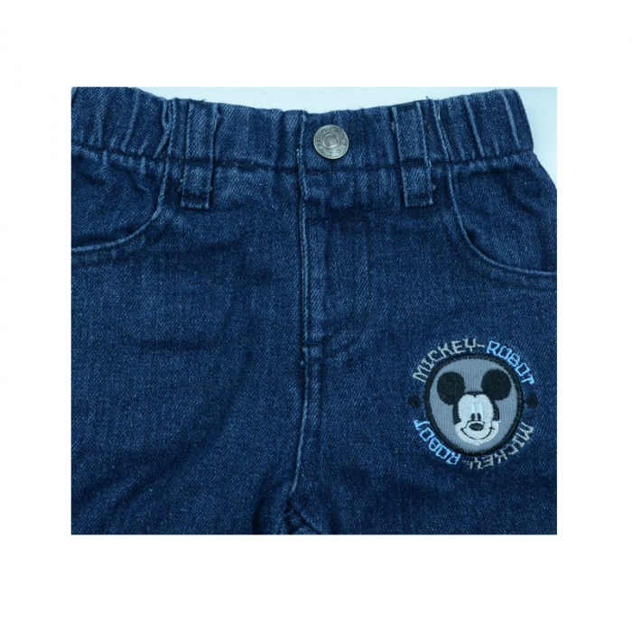 Compleu 2 piese baieti Sun City Mickey Mouse AHQ0297RO, Multicolor [4]
