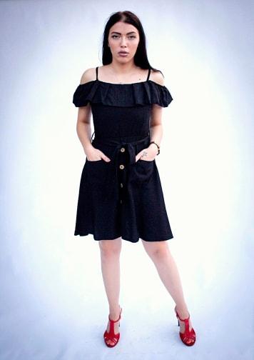 Rochie Vera Black 1