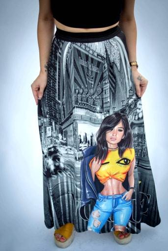 Fusta Urban Girl 0