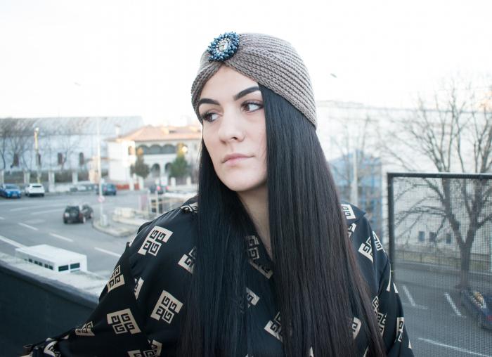 Turban Sheila Gray [0]