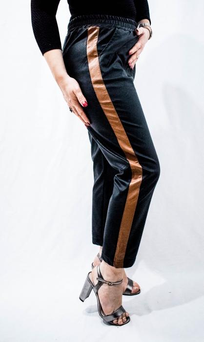 Pantaloni Eco Piele Milla 0