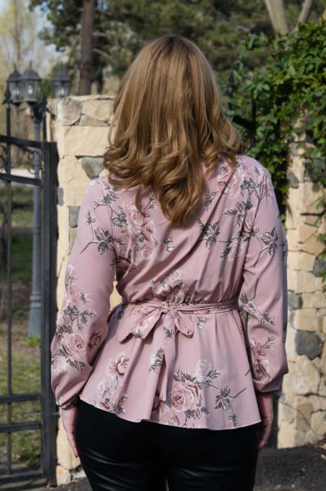 Bluza Giulie Pink 1