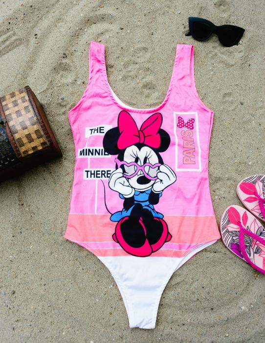 Body Minnie Pink 2