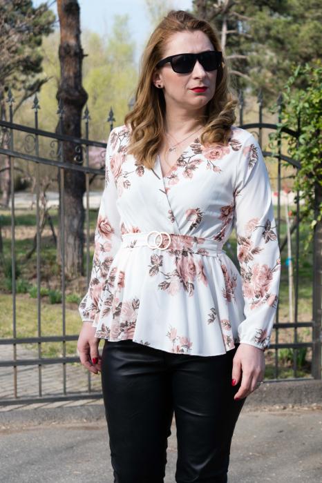 Bluza Giulie White 1