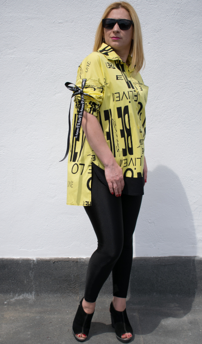 Camasa Erika Yellow 1