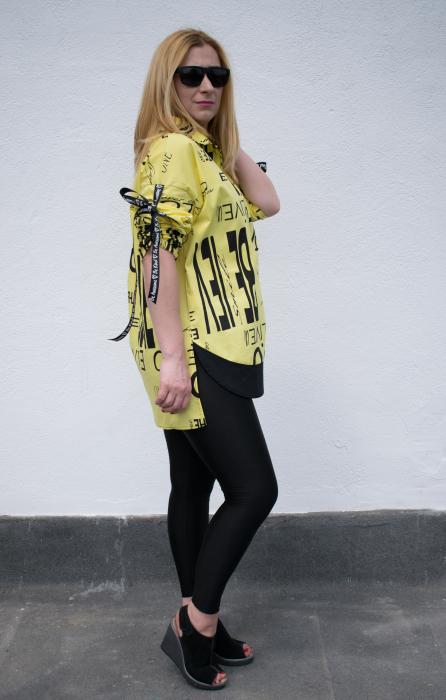 Camasa Erika Yellow 3