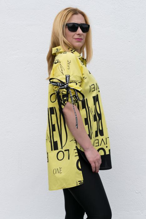Camasa Erika Yellow 0