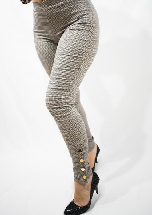 Pantaloni Esma Gray 1