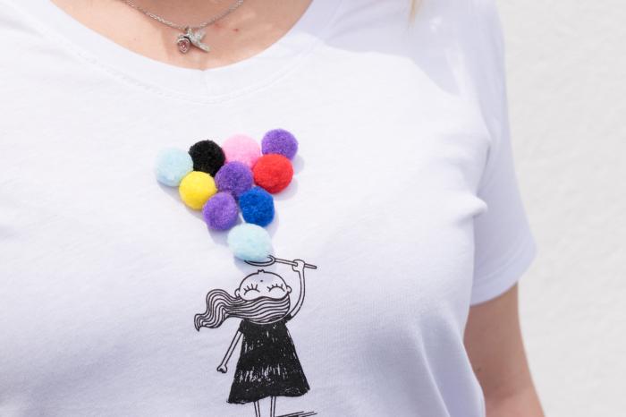 Tricou Balloons 2