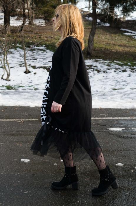 Rochie Karina Black 4