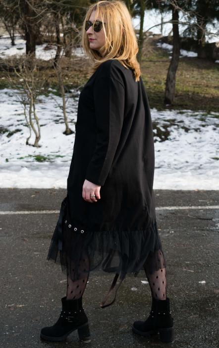 Rochie Karina Black 1