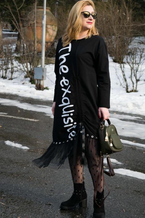 Rochie Karina Black 2