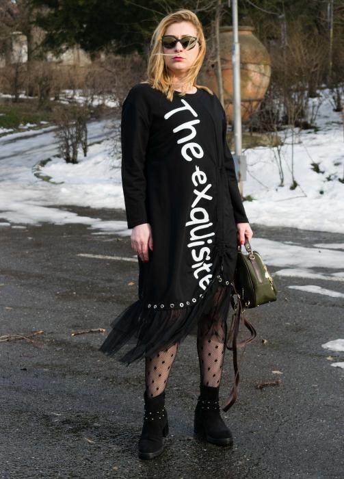 Rochie Karina Black 0