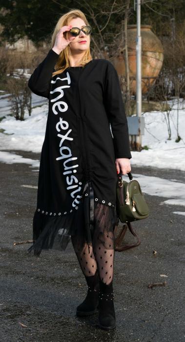 Rochie Karina Black 5