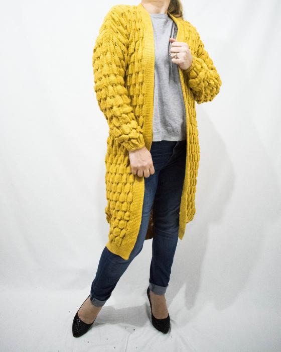 Cardigan Dora Yellow [1]