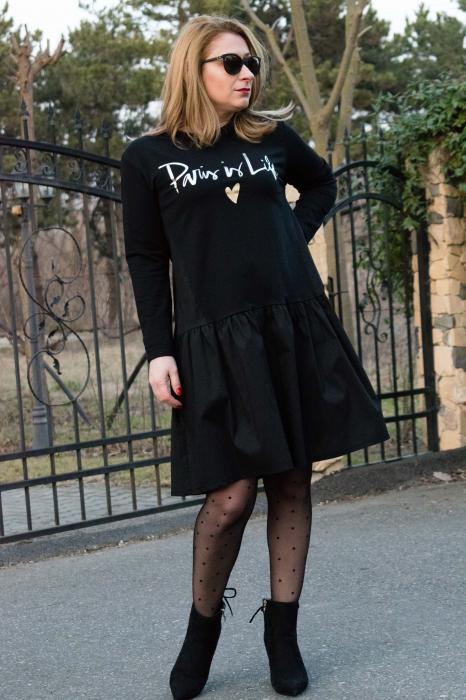 Rochie Paris Black 0