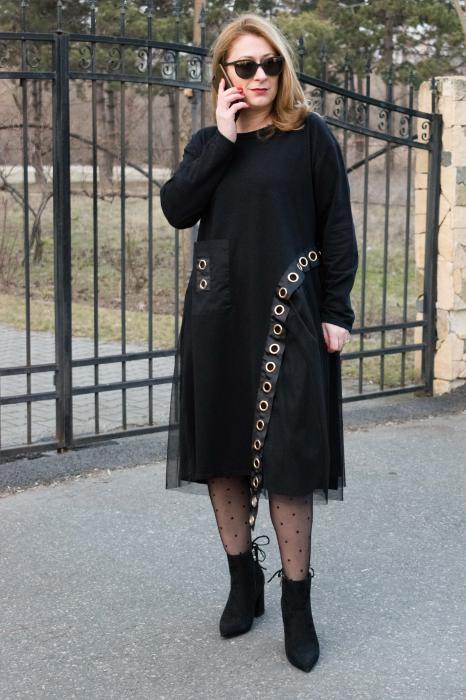 Rochie Armina Black 1