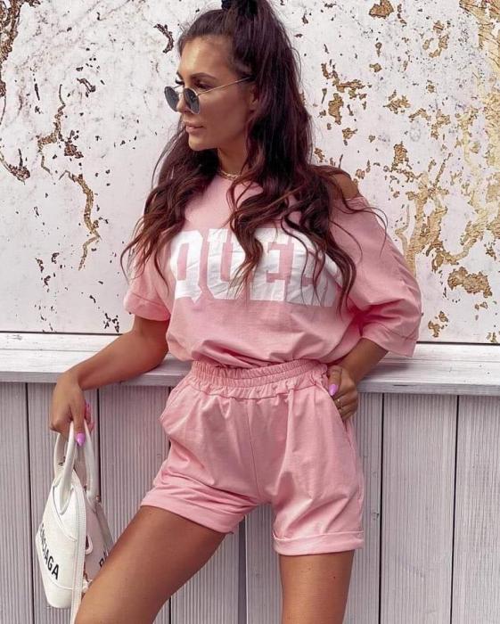 Compleu Mira Sweet Pink 0