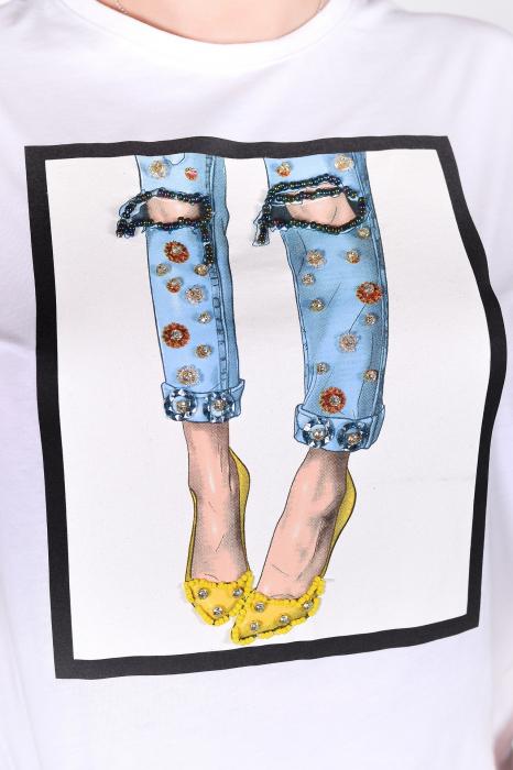 Tricou Heels 2