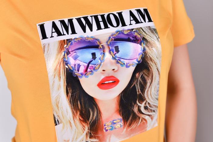Tricou Who I Am 0