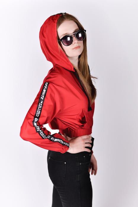 Jacheta Cool Red 4