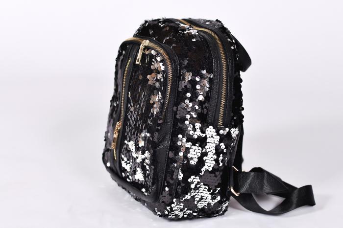Rucsac Sparkle Black 1
