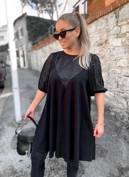 Rochie Aida Black 0