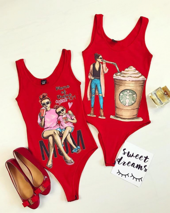 Body Frappe Red 2