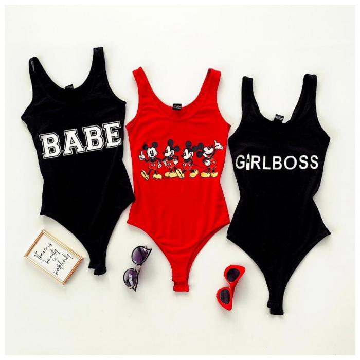 Body Girl Boss 1