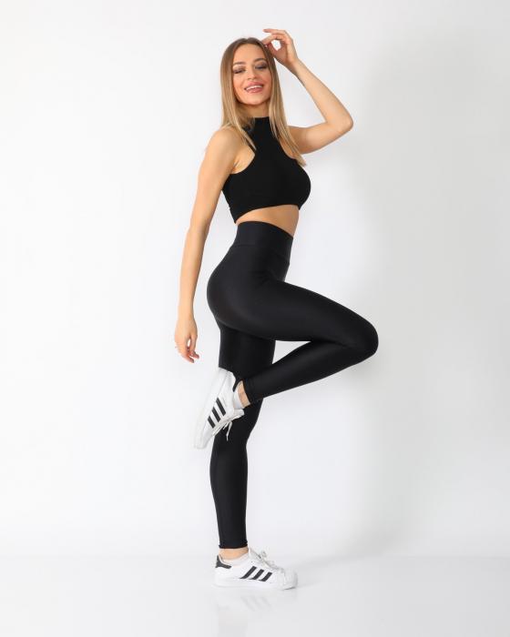 Colanti Lycra Amber Black 1