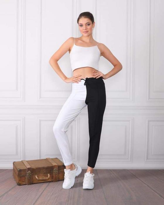 Pantaloni Sport Black&White 0
