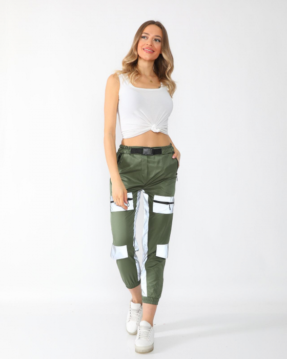 Pantaloni Georgia Green 0