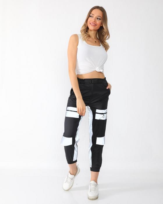 Pantaloni Georgia Black 0