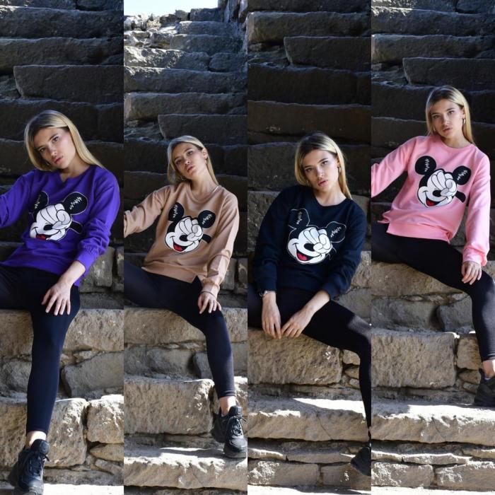 Bluza Mickey [0]