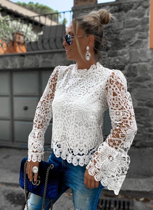 Bluza Rona White 0