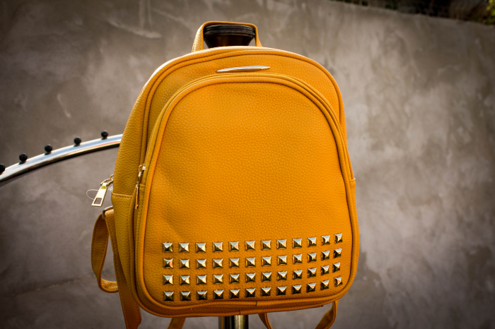 Rucsac Sophie Yellow 3