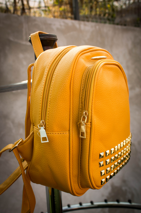 Rucsac Sophie Yellow 4