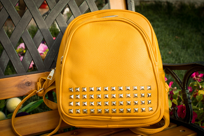 Rucsac Sophie Yellow 0