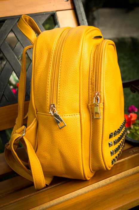 Rucsac Sophie Yellow 1