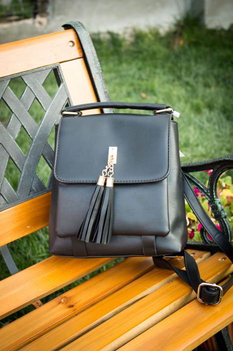 Rucsac Evelyn Black 0
