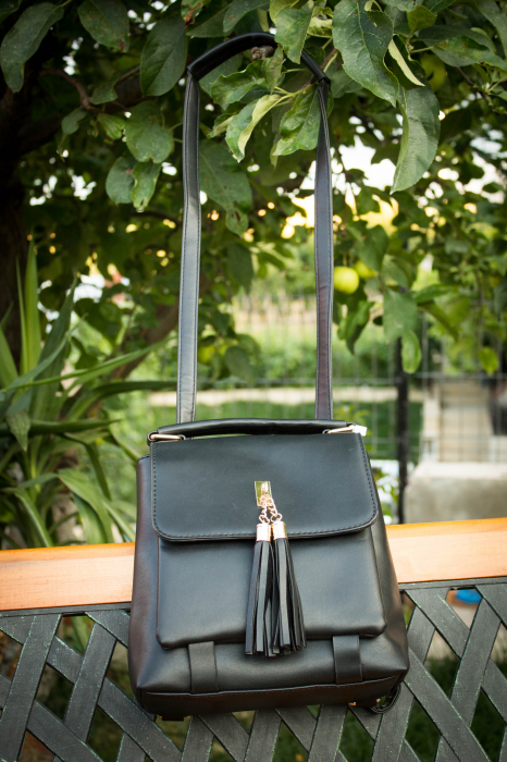 Rucsac Evelyn Black 1